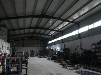 生产厂房一览