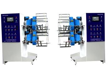 自动换卷机双通道左右镜像